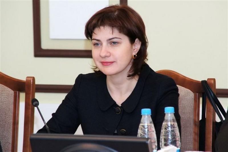 Директор Правового департамента Министерства образования и науки Российской Федерации М.Б.Лукашевич