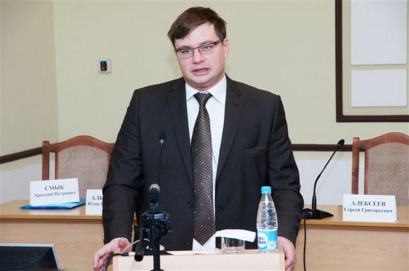Ведущий семинара А.И.Рожков