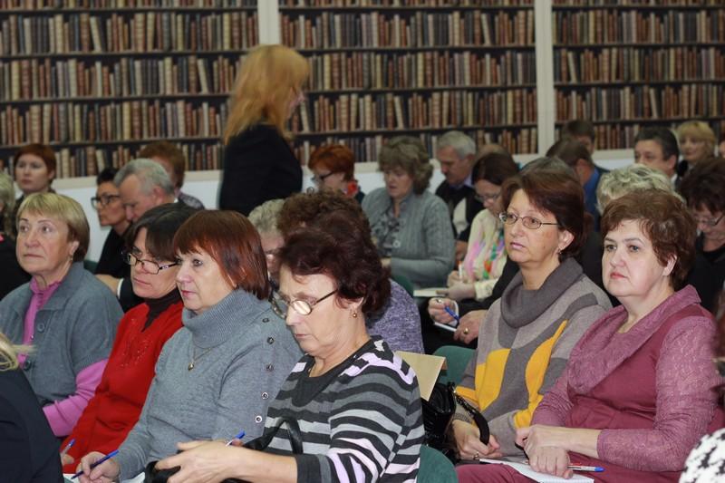 Участники семинара