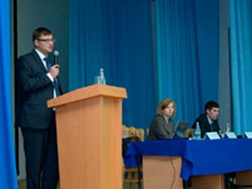 Выступление ведущего семинара А.И. Рожкова